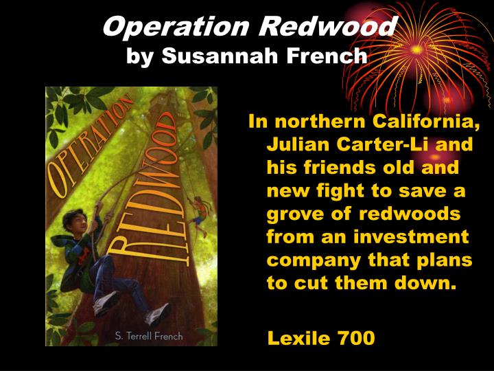 Operation Redwood