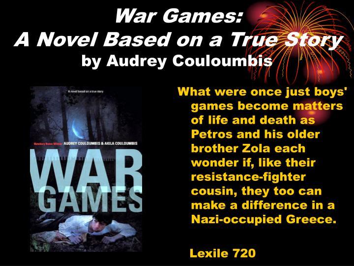 War Games: