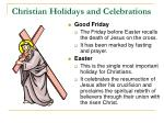 christian holidays and celebrations2