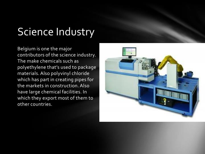 Science Industry