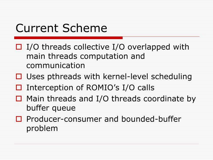Current Scheme