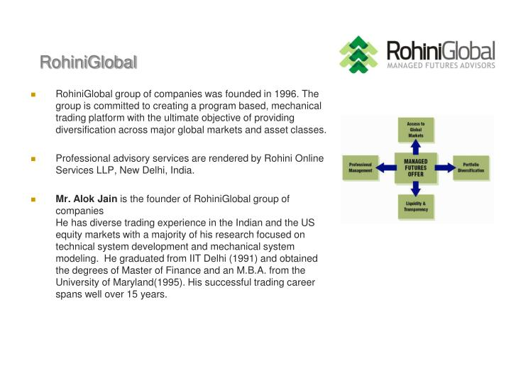 RohiniGlobal