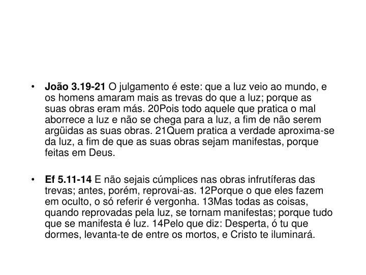João 3.19-21