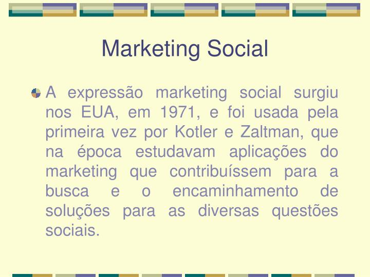 Marketing social1