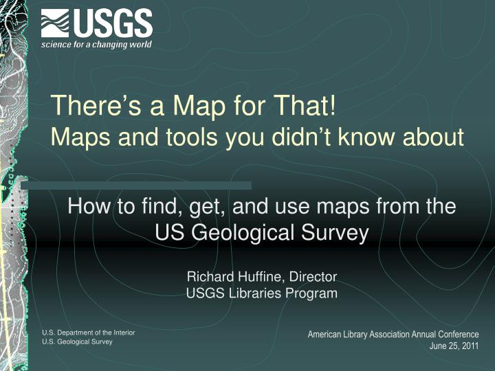 There s a map for that maps and tools you didn t know about