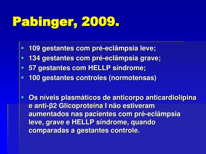 Pabinger
