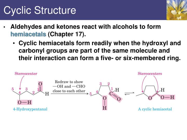 Cyclic Structure