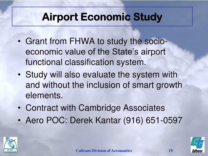Airport Economic Study
