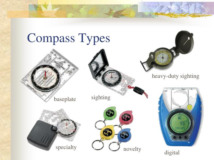 Compass Types