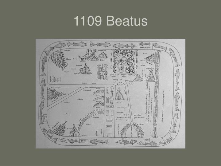 1109 Beatus