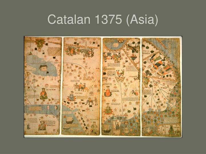 Catalan 1375 (Asia)