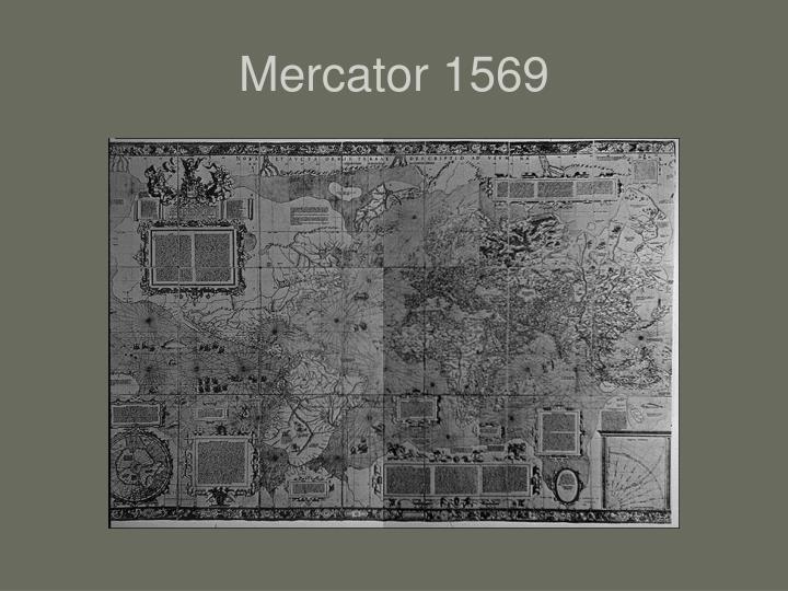 Mercator 1569