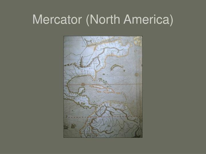 Mercator (North America)
