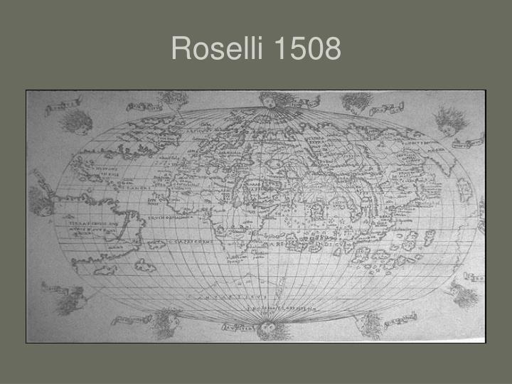 Roselli 1508