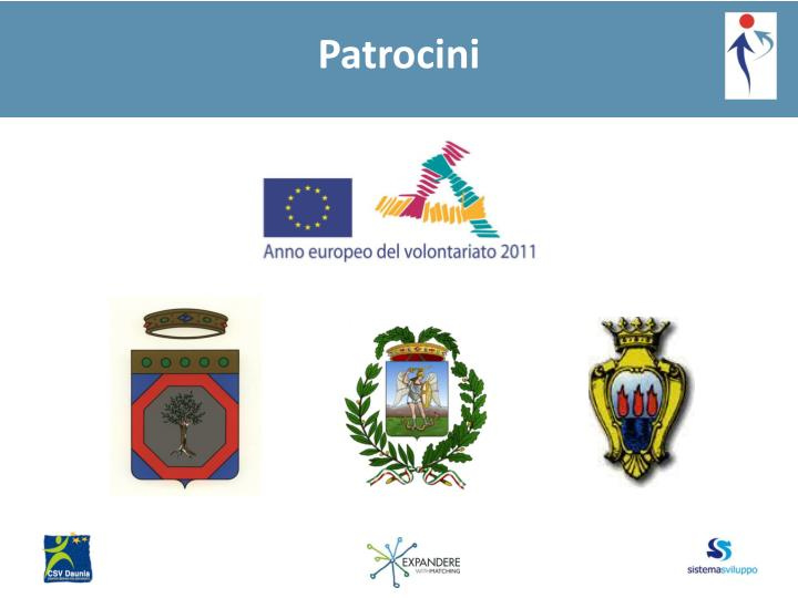 Patrocini