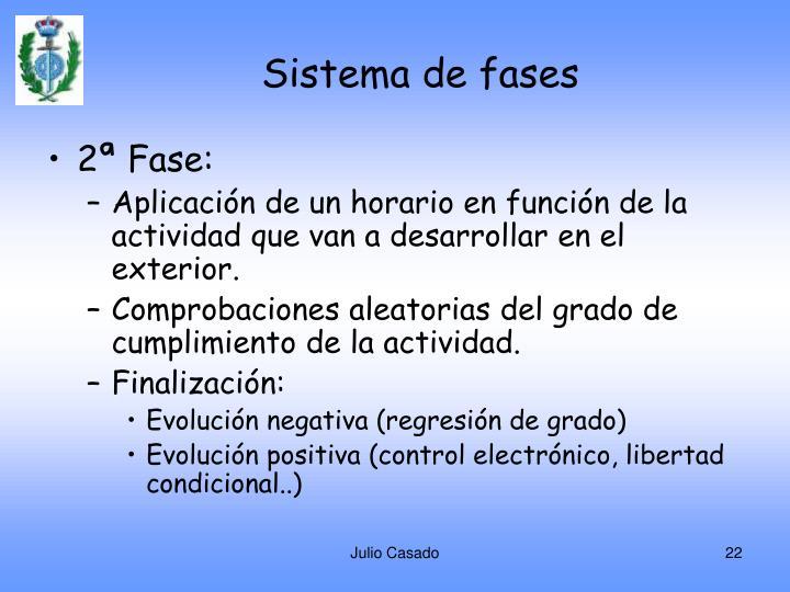 Sistema de fases