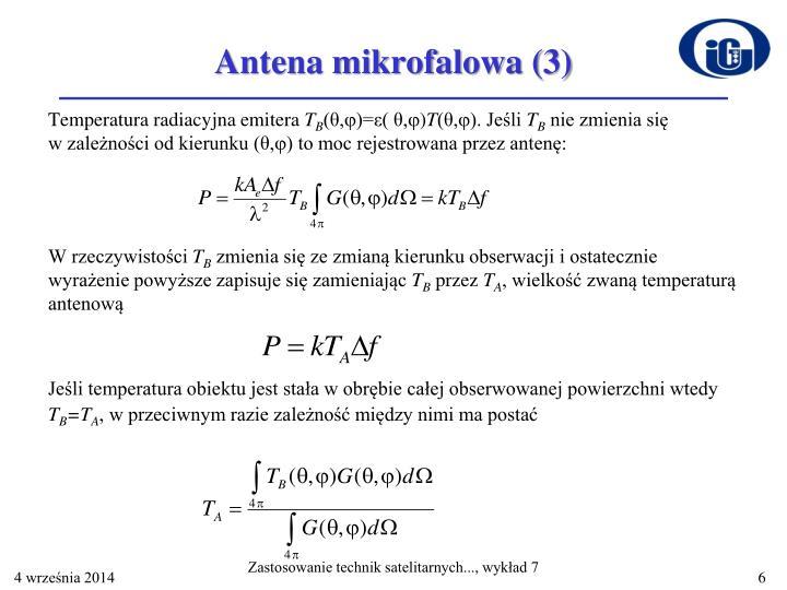 Antena mikrofalowa (3)