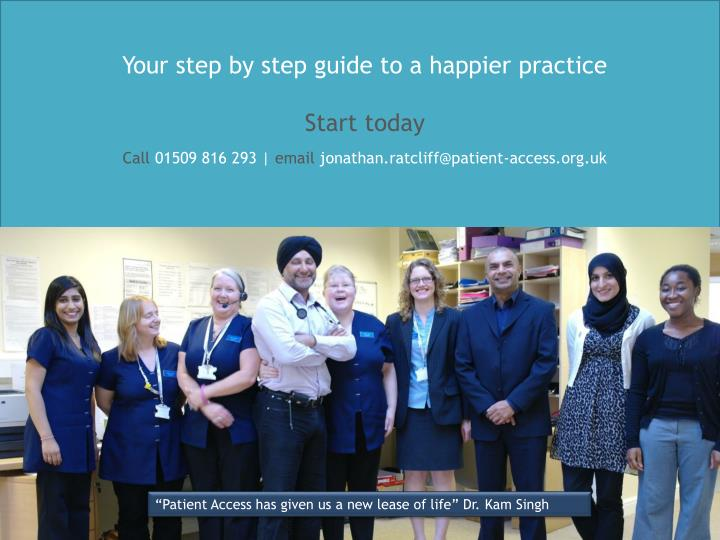 Your step by step guide to a happier practice