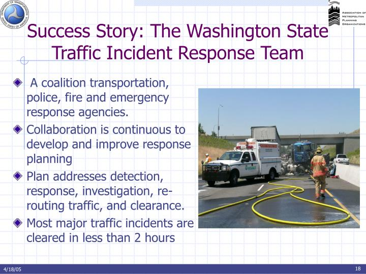 Success Story: The Washington State