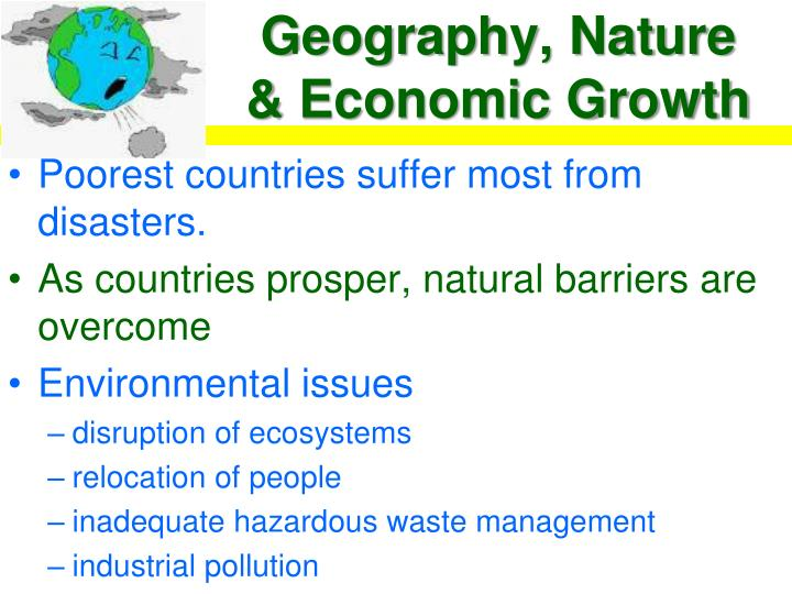 Geography, Nature