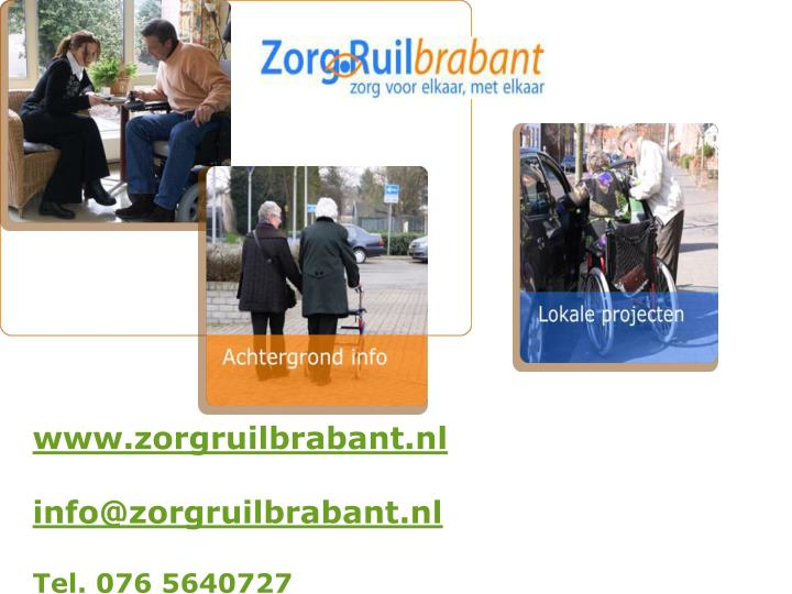 www.zorgruilbrabant.nl