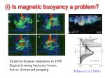 i is magnetic buoyancy a problem