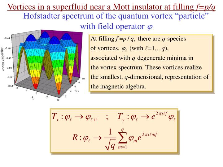 Vortices in a superfluid near a Mott insulator at filling