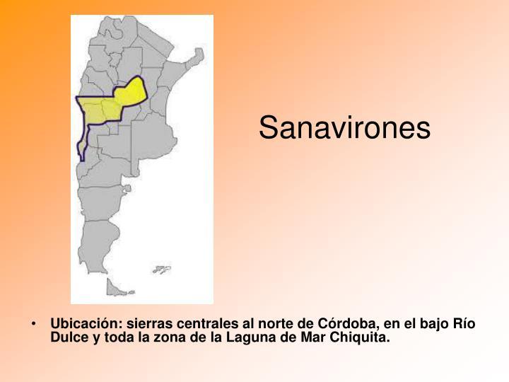 Sanavirones