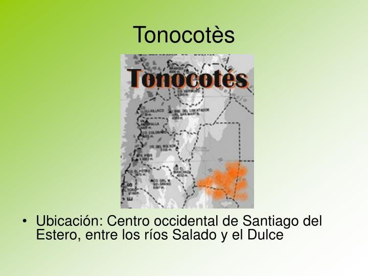 Tonocotès