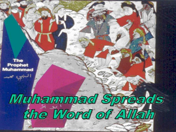 Muhammad Spreads