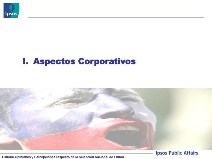 Aspectos Corporativos