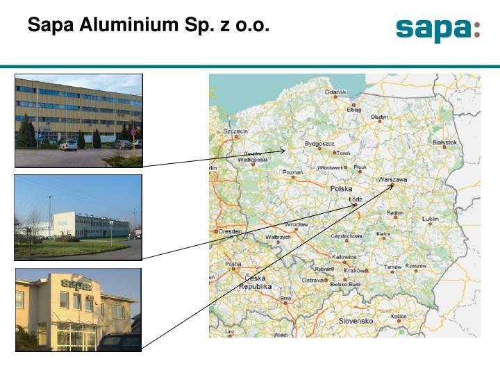 Sapa Aluminium