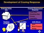 development of craving response3
