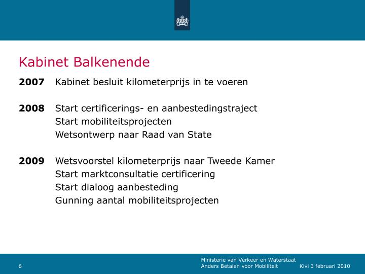 Kabinet Balkenende