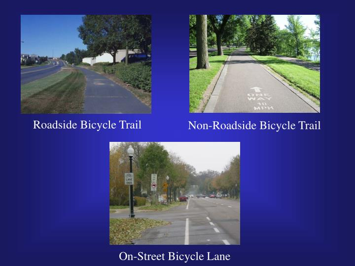Roadside Bicycle Trail