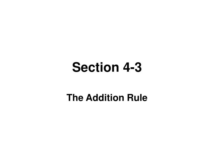 Section 4 3
