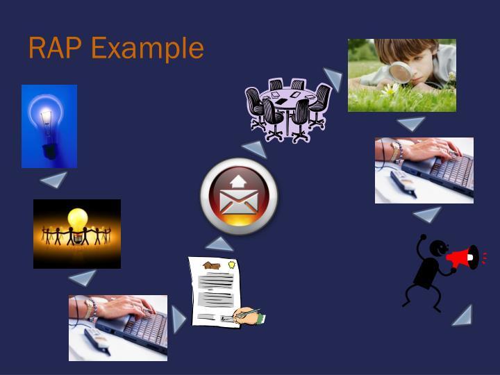 RAP Example