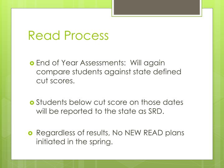 Read Process