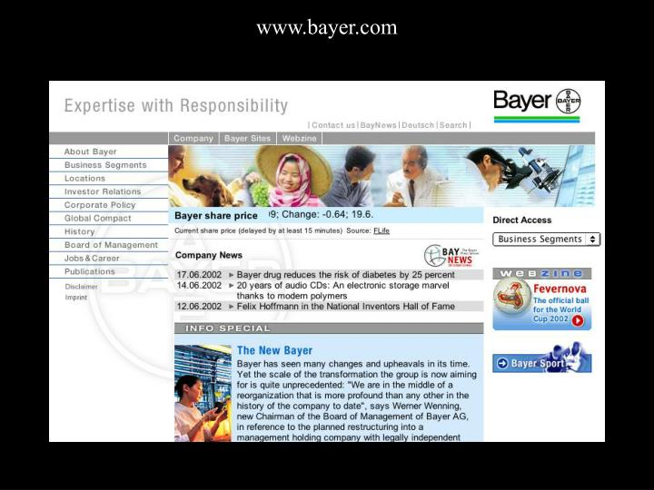 www.bayer.com