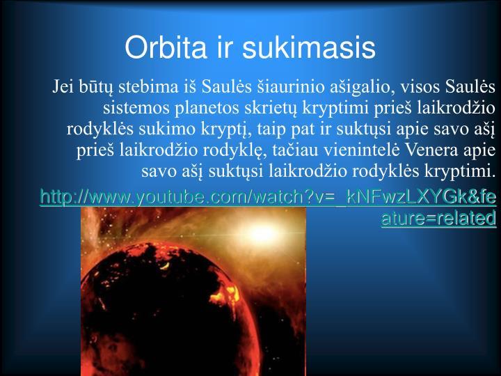 Orbita ir