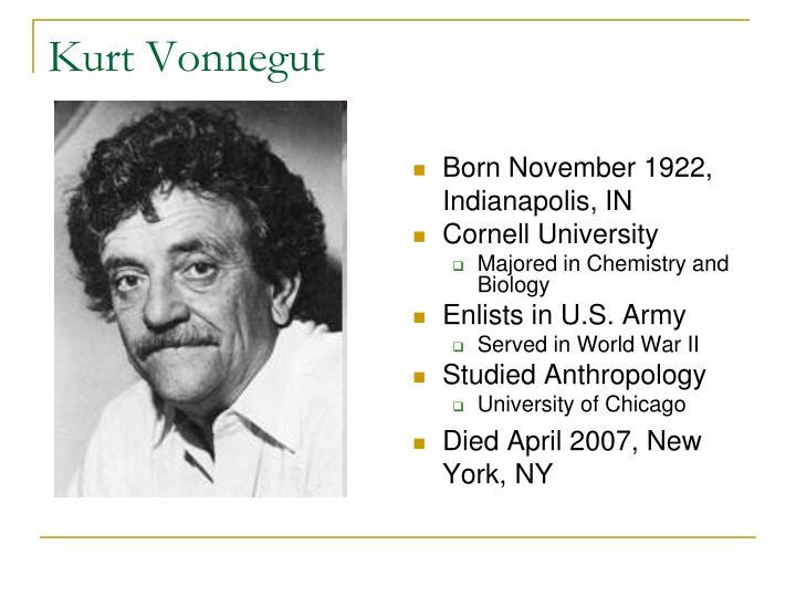 Born November 1922, Indianapolis, IN