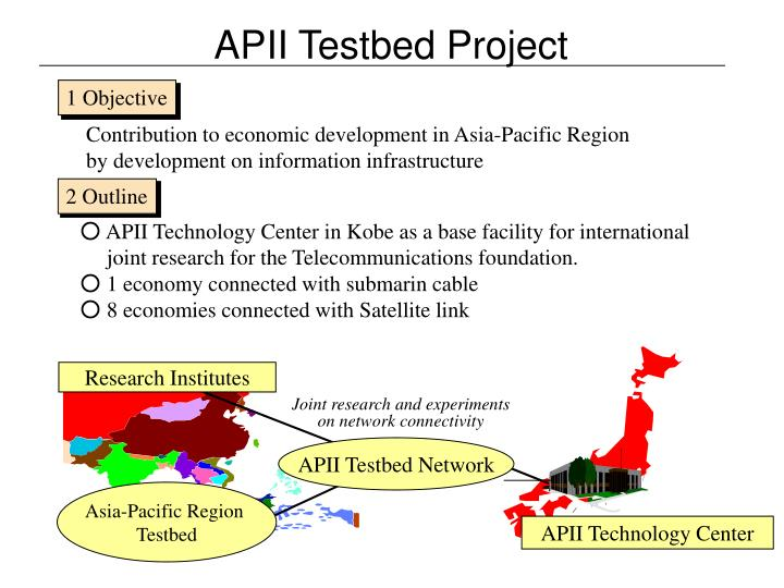 APII Testbed Project