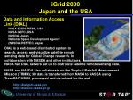 igrid 2000 japan and the usa1