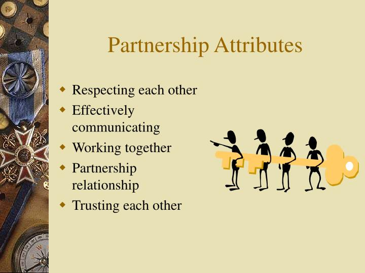 Partnership Attributes