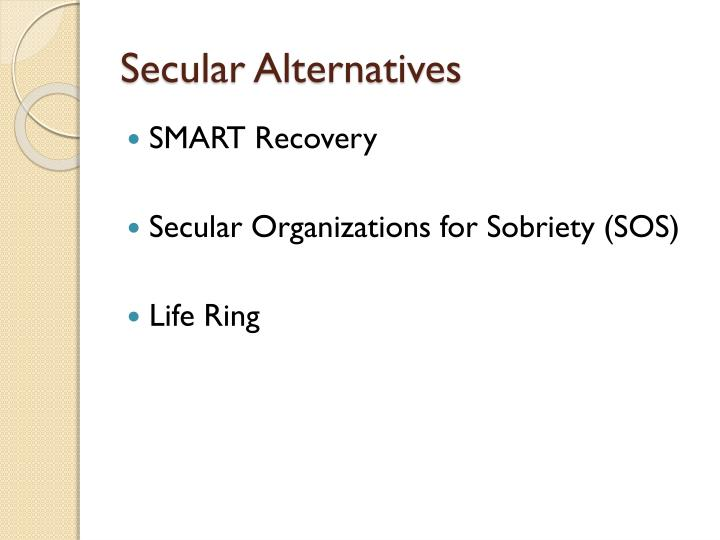 Secular Alternatives