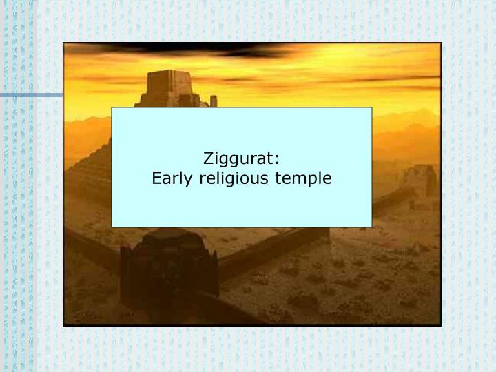 Ziggurat: