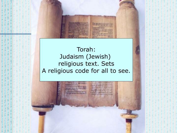 Torah: