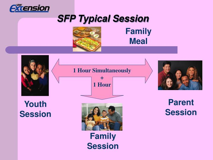 SFP Typical Session