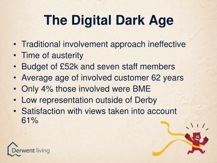 The Digital Dark Age