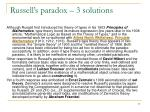 russell s paradox 3 solutions1